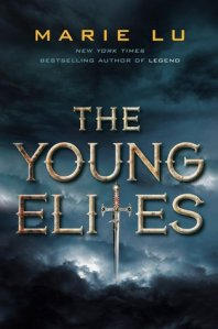 Cover image for The Young Elites by Marie Lu