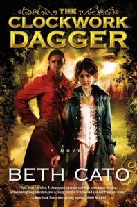 Cover image for The Clockwork Dagger by Beth Cato