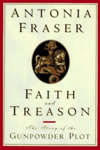 Cover image for Faith and Treason by Antonia Fraser