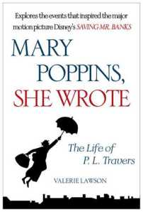 Cover image for Mary Poppins She Wrote by Valerie Lawson