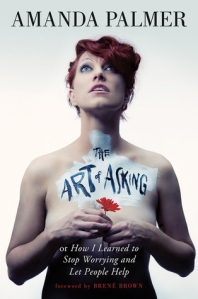 Cover image for The Art of Asking by Amanda Palmer