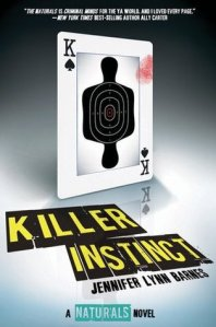 Cover image for Killer Instinct by Jennifer Lynn Barnes