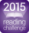 2015 Goodreads Reading Challenge Logo