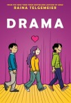 Cover image for Drama by Raina Telgemeier