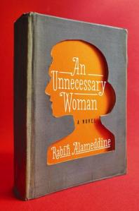 Cover image for An Unnecessary Woman by Rabih Alameddine