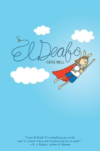 Cover image for El Deafo by Cece Bell