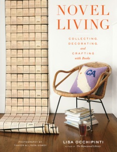 Cover image for Novel Living by Lisa Occhipinti