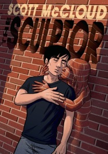 Cover image image for The Sculptor by Scott McCloud