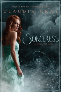 Cover image for Sorceress by Claudia Gray