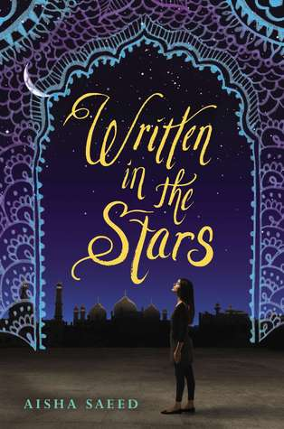 Cover image for Written in the Stars by Aisha Saeed