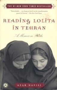 Cover image for Reading Lolita in Tehran by Azar Nafisi