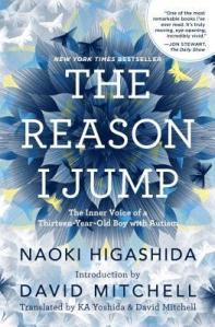 Cover image for The Reason I Jump by Naoki Higashida
