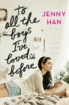 Cover image for To All the Boys I've Loved Before by Jenny Han