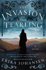 Cover image for Invasion of the Tearling by Erika Johansen