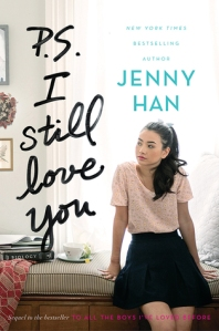 Cover image for P.S. I Still Love You by Jenny Han