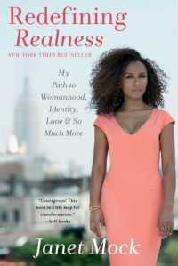 Cover image for Redefining Realness by Janet Mock