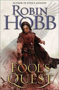 Cover image for Fool's Quest by Robin Hobb