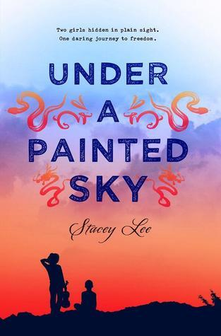 Cover image for Under a Painted Sky by Stacey Lee