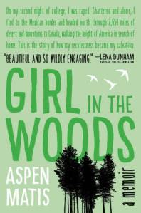 Cover image for Girl in the Woods by Aspen Matis