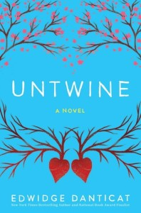 Cover image for Untwine by Edwidge Danticat