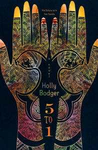 Cover image for 5 to 1 by Holly Bodger
