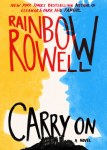 Cover image for Carry On by Rainbow Rowell