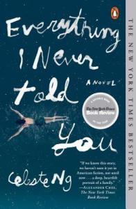 Cover image for Everything I Never Told You by Celeste Ng