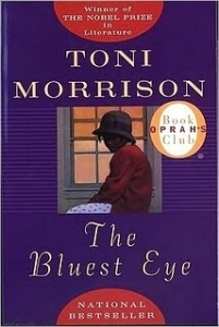 Cover image for The Bluest Eye by Toni Morrison