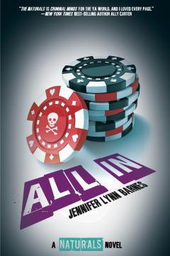 Cover image for All In by Jennifer Lynn Barnes