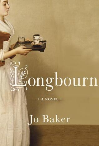 Cover image for Longbourn by Jo Baker