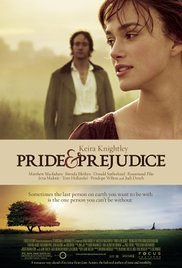 Cover image for Pride and Prejudice (2005) directed by Joe Wright