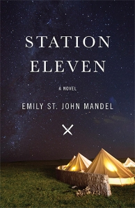 Cover image for Station Eleven by Emily St. John Mandel