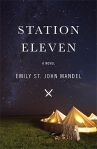 Cover image for Station Eleven by Emily St. John Mandel
