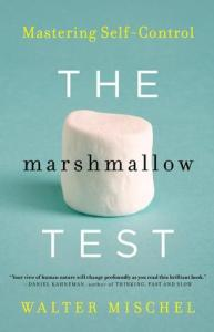 Cover image for The Marshmallow Test by Walter Mischel