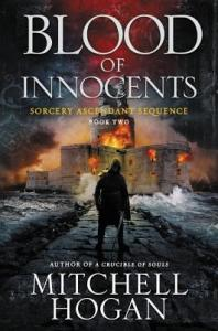 Cover image for Blood of Innocents by Mitchell Hogan