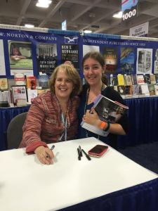 Meeting Robbie Kaplan at ALA Annual 2015