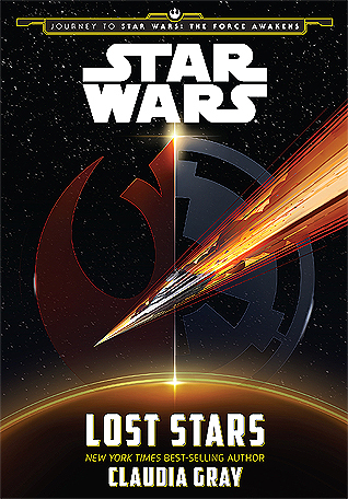 Cover image for Star Wars: Lost Stars by Claudia Gray