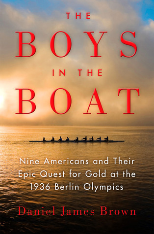 Cover image for The Boys in the Boat by Daniel James Brown