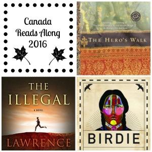 Canada Reads Along Logo