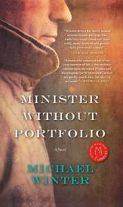 Cover image for Minister Without Portfolio by Michael Winter