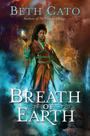 Cover image for Breath of Earth by Beth Cato