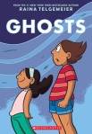 Cover image for Ghosts by Raina Telgemeier