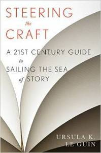 Cover image for Steering the Craft by Ursula K. Le Guin