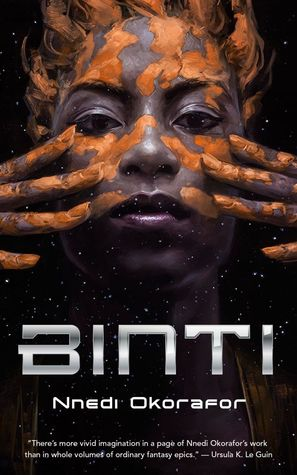 Cover image for Binti Nnedi Okorafor