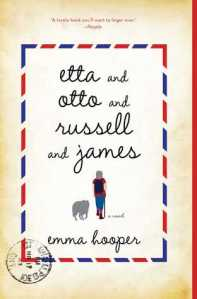 Cover image for Etta and Otto and Russell and James by Emma Hooper