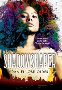 Cover image for Shadowshaper by Daniel José Older