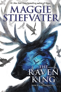 Cover image for The Raven King by Maggie Stiefvater