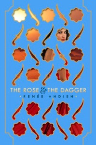 Cover image for The Wrath and the Dawn by Renee Ahdieh