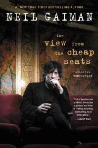 Cover image for The View from the Cheap Seats by Neil Gaiman