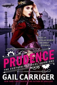 Cover image for Prudence by Gail Carriger